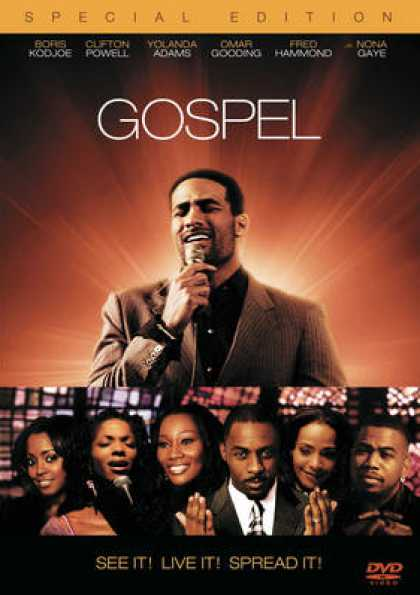 Finnish DVDs - The Gospel