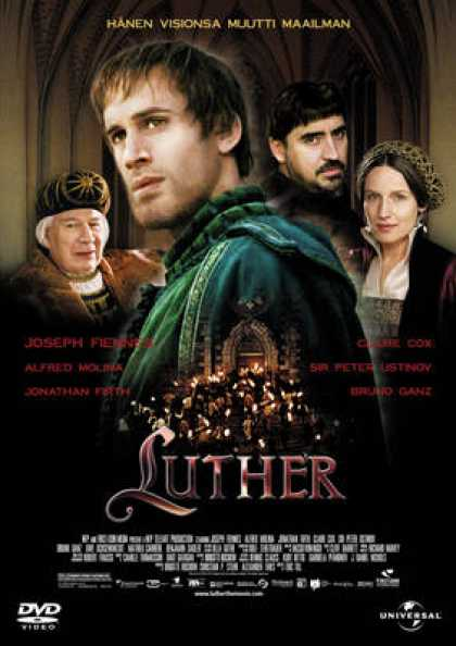 Finnish DVDs - Luther