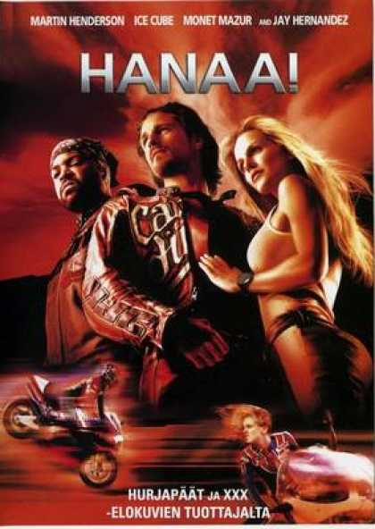 Finnish DVDs - Torque
