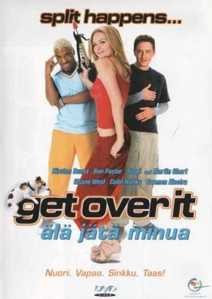 Finnish DVDs - Get Over It
