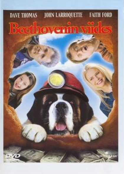 Finnish DVDs - Beethovens 5th