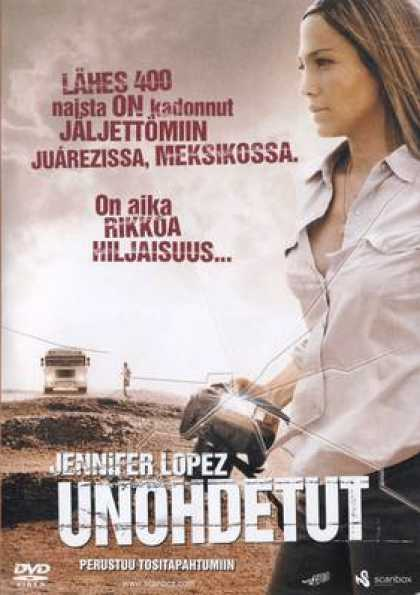 Finnish DVDs - Bordertown