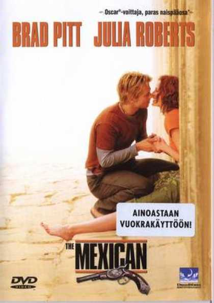 Finnish DVDs - The Mexican