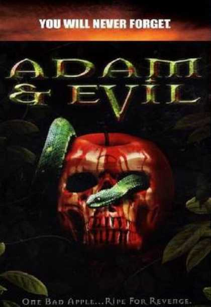 Finnish DVDs - Adam And Evil