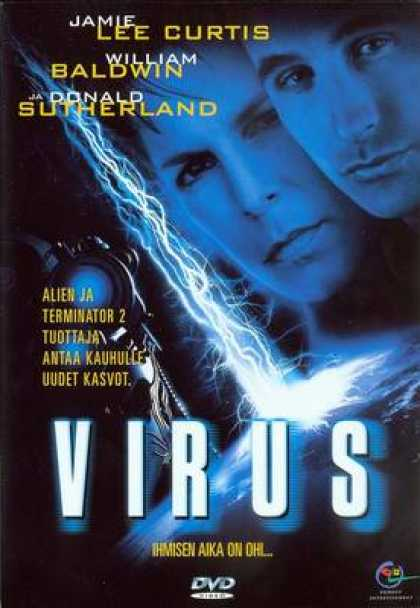 Finnish DVDs - Virus