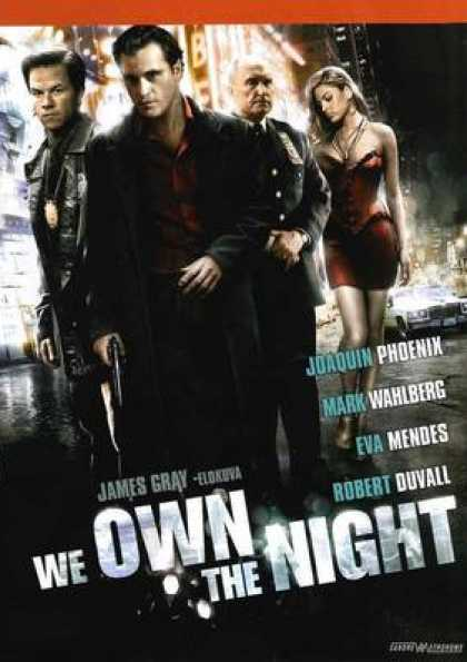 Finnish DVDs - We Own The Night