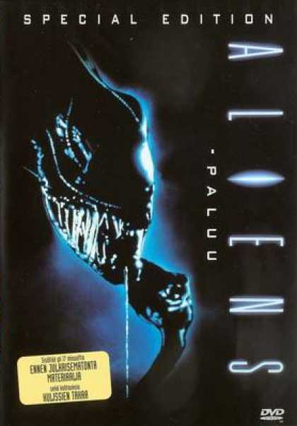 Finnish DVDs - Aliens Special