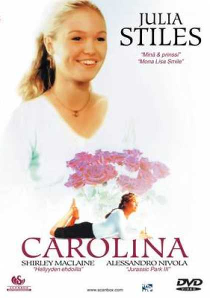 Finnish DVDs - Carolina