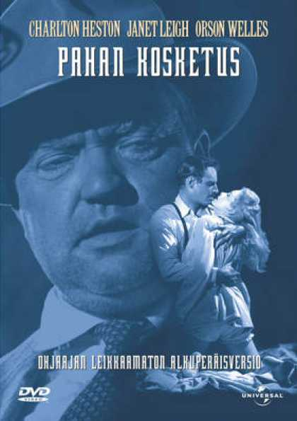Finnish DVDs - Touch Of Evil
