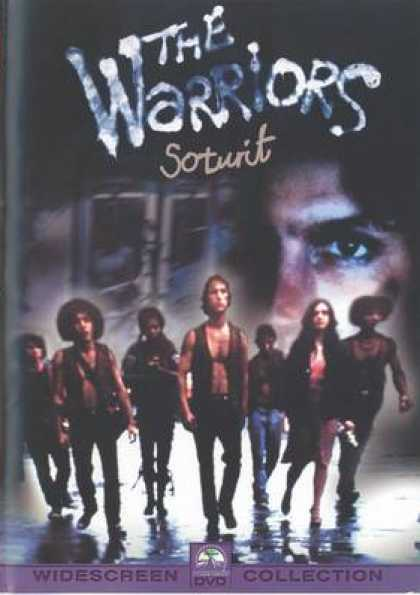 Finnish DVDs - The Warriors