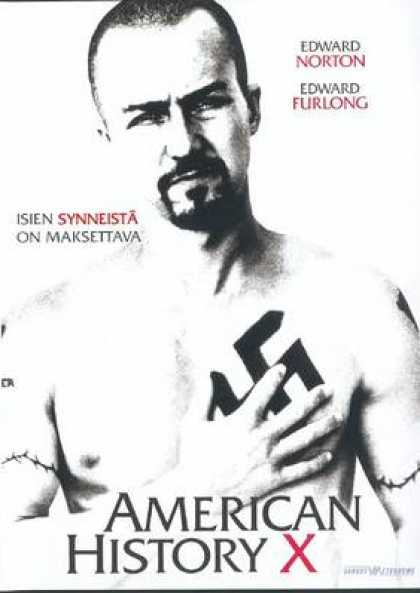 Finnish DVDs - American History X