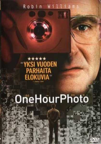 Finnish DVDs - One Hour Photo