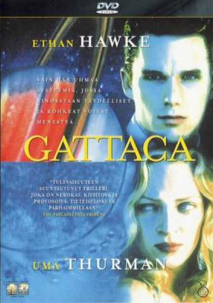 Finnish DVDs - Gattaca