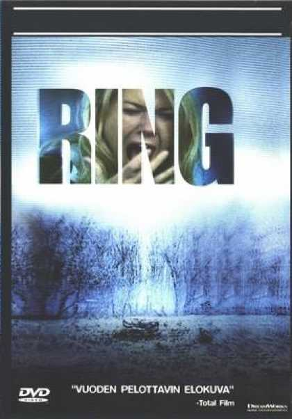 Finnish DVDs - The Ring