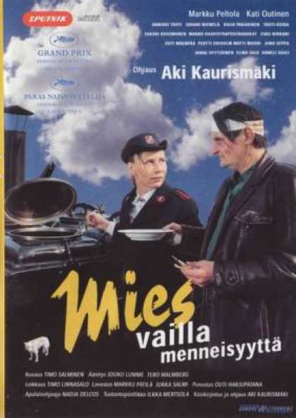 Finnish DVDs - The Man Without A Past