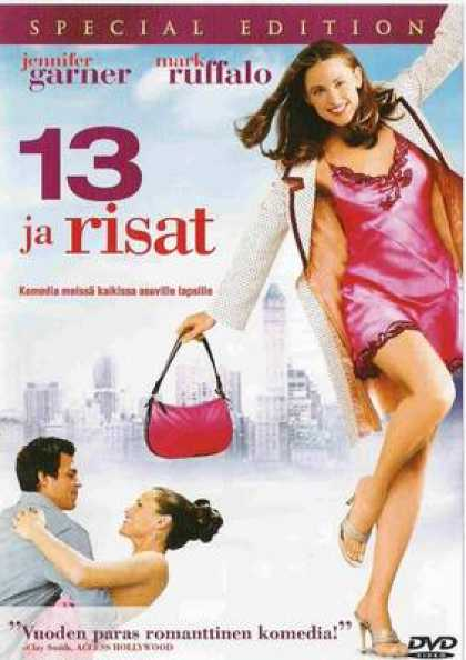 Finnish DVDs - 13 Going On 30