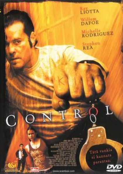 Finnish DVDs - Control