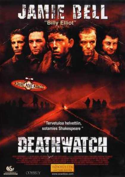 Finnish DVDs - Deathwatch