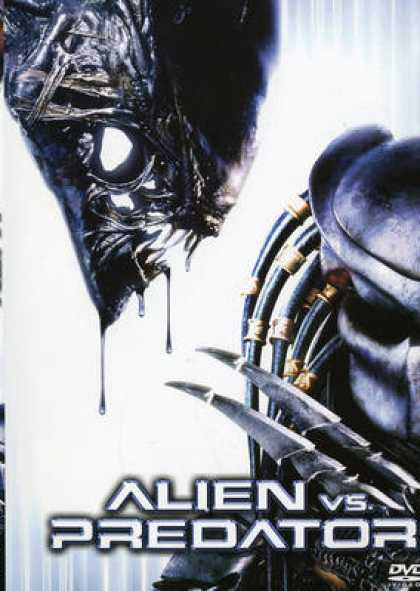 Finnish DVDs - Alien Vs. Predator