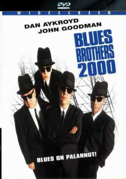 Finnish DVDs - Blues Brothers 2000