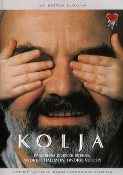 Finnish DVDs - Kolya