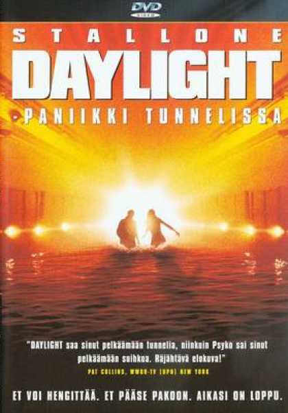 Finnish DVDs - Daylight
