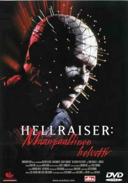 Finnish DVDs - Hellraiser