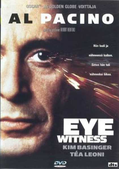 Finnish DVDs - Eye Witness