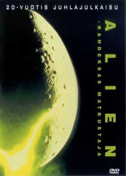 Finnish DVDs - Alien