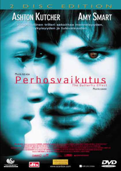 Finnish DVDs - The Butterfly Effect