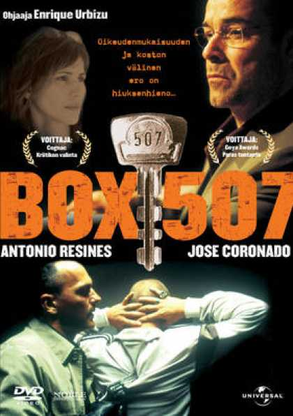 Finnish DVDs - Box 507