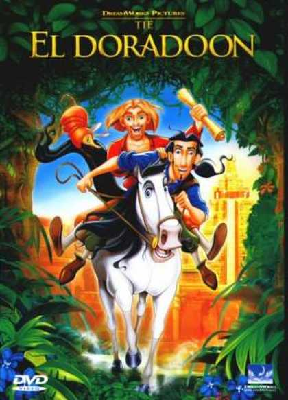 Finnish DVDs - The Road To Eldorado