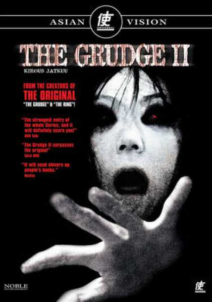 Finnish DVDs - Ju On The Grudge 2