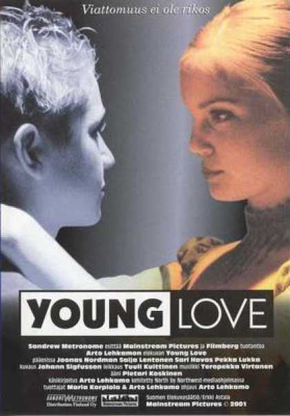 Finnish DVDs - Young Love