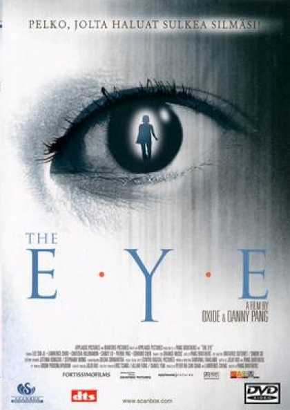 Finnish DVDs - The Eye