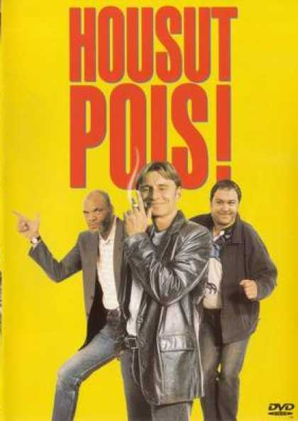 Finnish DVDs - The Full Monty