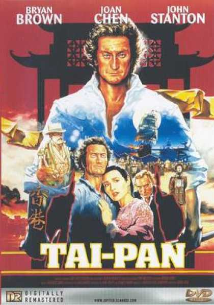 Finnish DVDs - Tai Pan