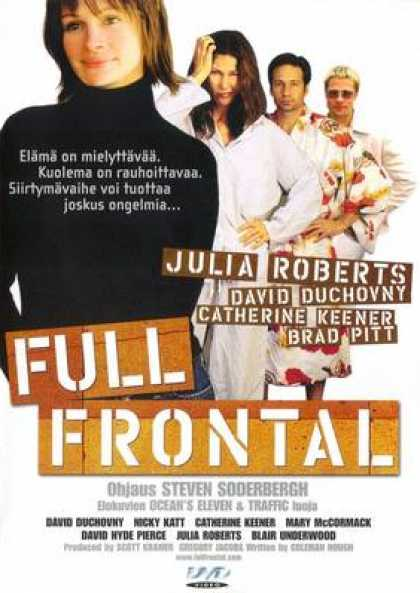 Finnish DVDs - Full Frontal