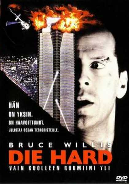 Finnish DVDs - Die Hard