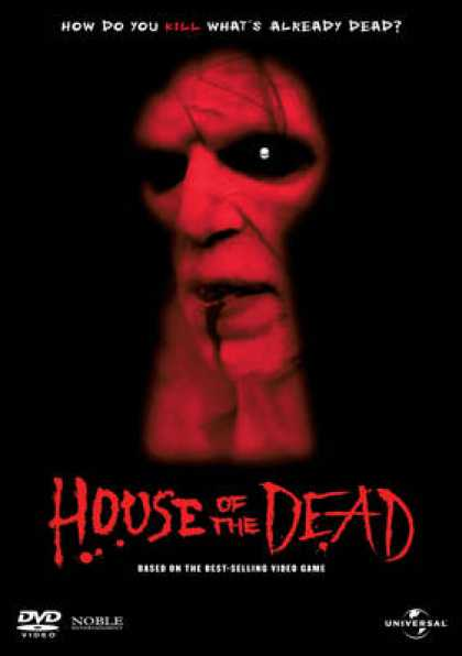 Finnish DVDs - House Of The Dead