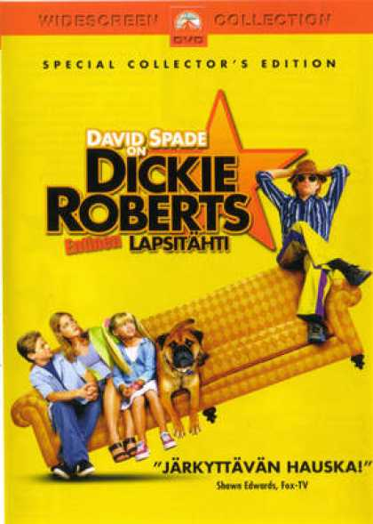 Finnish DVDs - Dickie Roberts Former Child Star