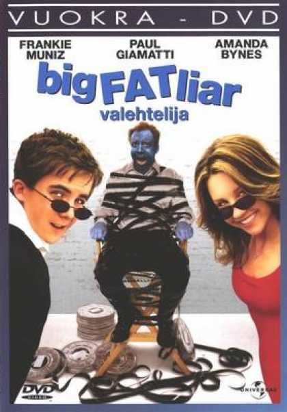 Finnish DVDs - Big Fat Liar