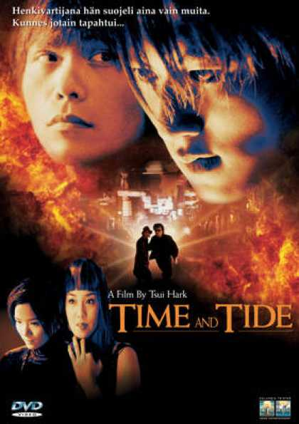 Finnish DVDs - Time And Tide