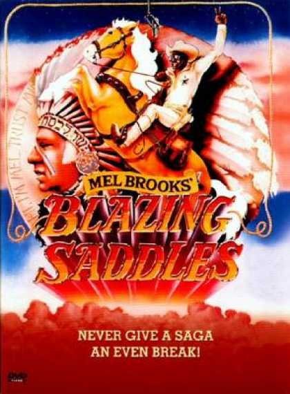 Finnish DVDs - Blazing Saddles