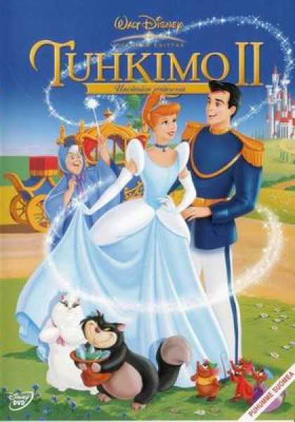 Finnish DVDs - Cinderella 2