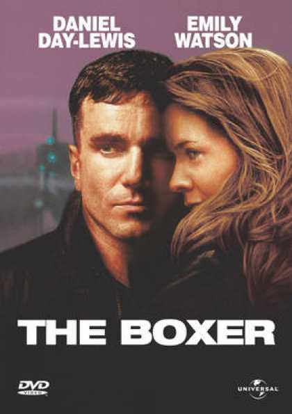 Finnish DVDs - The Boxer