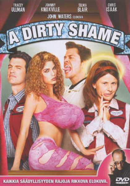 Finnish DVDs - A Dirty Shame