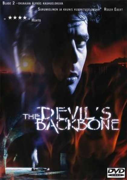 Finnish DVDs - The Devils Backbone