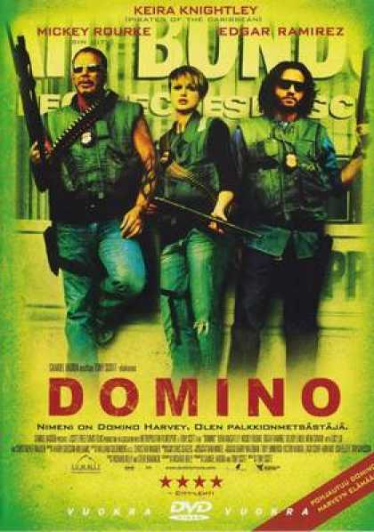 Finnish DVDs - Domino