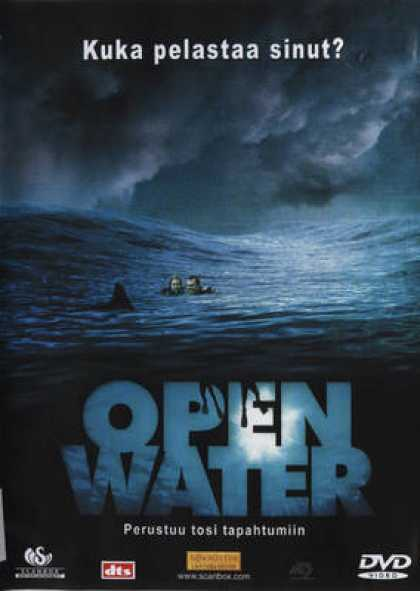 Finnish DVDs - Open Water